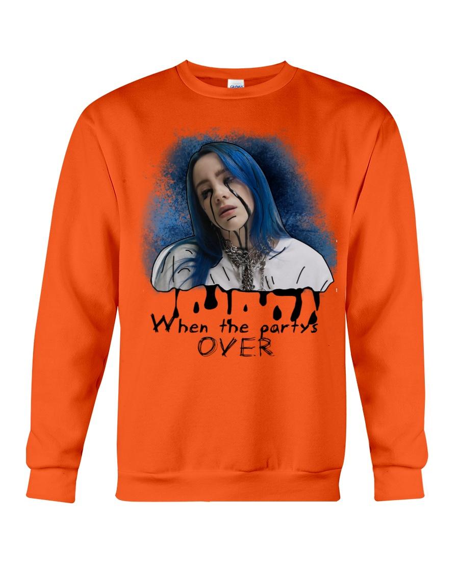 Billie eilish special t-shirt Crewneck Sweatshirt