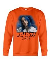 Billie eilish special t-shirt Crewneck Sweatshirt front