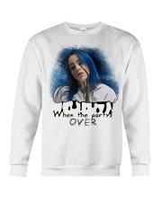 Billie eilish special t-shirt Crewneck Sweatshirt thumbnail