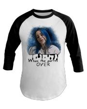 Billie eilish special t-shirt Baseball Tee thumbnail