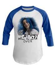 Billie eilish special t-shirt Baseball Tee front