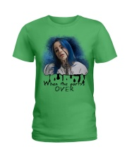 Billie eilish special t-shirt Ladies T-Shirt front
