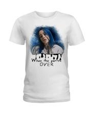 Billie eilish special t-shirt Ladies T-Shirt thumbnail