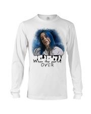 Billie eilish special t-shirt Long Sleeve Tee thumbnail