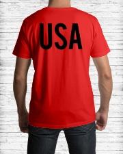 2019 Masters Boxing T-shirt Classic T-Shirt lifestyle-mens-crewneck-back-1