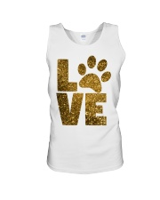 DOG LOVE APPAREL AND ACCESSORIES Unisex Tank thumbnail