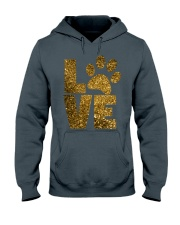 DOG LOVE APPAREL AND ACCESSORIES Hooded Sweatshirt thumbnail