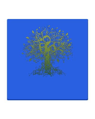 Meditate Meditation Spiritual Tree Yoga