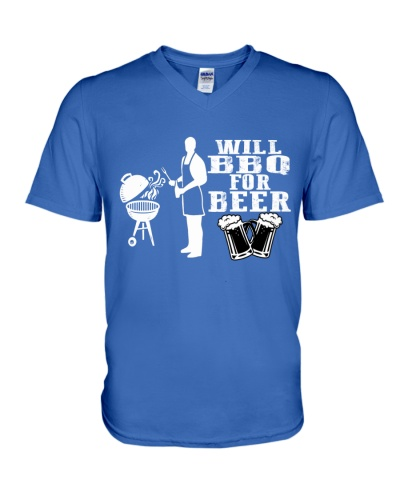 Will BBQ for Beer