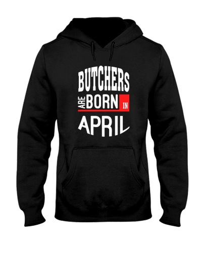 Butcher born in April