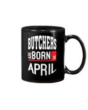 Butcher born in April Mug thumbnail