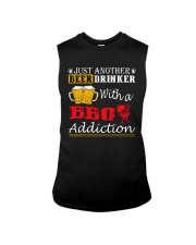 Just another beer drinker with a BBQ addiction Sleeveless Tee thumbnail