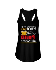Just another beer drinker with a BBQ addiction Ladies Flowy Tank thumbnail