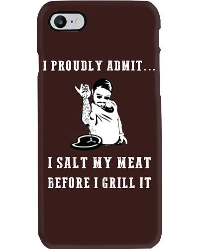 Once I Salt My Meat