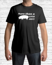More than a good butt Classic T-Shirt lifestyle-mens-crewneck-front-1