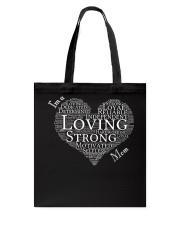 I am loving mom shirts Tote Bag thumbnail