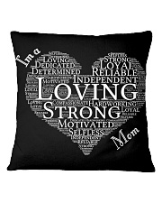 I am loving mom shirts Square Pillowcase thumbnail