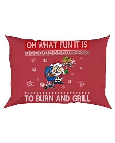 Christmas BBQ shirt