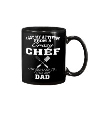 DAD IS A CRAZY CHEF Mug thumbnail