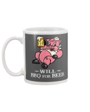 Will BBQ for BEER Mug back