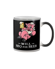 Will BBQ for BEER Color Changing Mug thumbnail