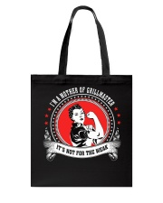 Mother's Day Grillmaster Tote Bag thumbnail