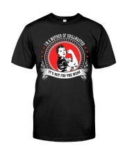 Mother's Day Grillmaster Classic T-Shirt thumbnail