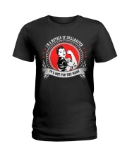 Mother's Day Grillmaster Ladies T-Shirt front