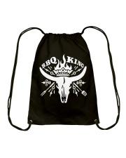 BBQ KING Drawstring Bag thumbnail