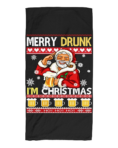 Merry Drunk I am Christmas