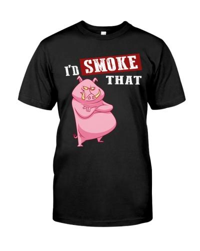 I would smoke that