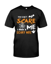 You cant scare me I have a scary wife  thumb