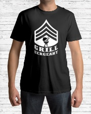 Grill Sergeant Classic T-Shirt lifestyle-mens-crewneck-front-1