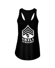 Grill Sergeant Ladies Flowy Tank thumbnail