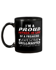FATHER-IN-LAW GRILLMASTER Mug back