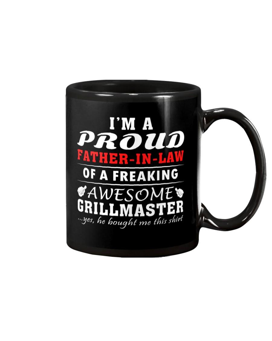 FATHER-IN-LAW GRILLMASTER Mug