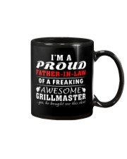FATHER-IN-LAW GRILLMASTER Mug thumbnail