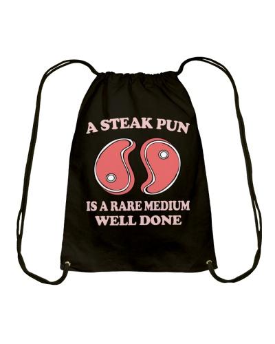 A steak pun