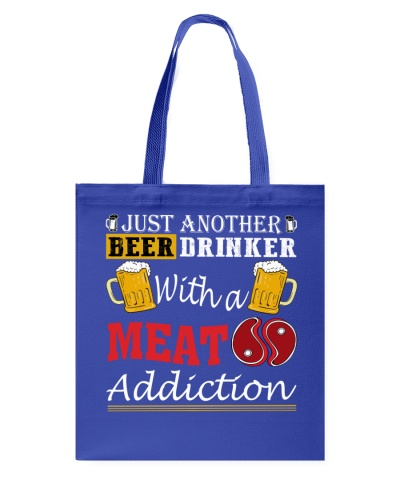 Just another beer drinker with a meat addiction