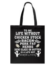 Love food Tote Bag thumbnail