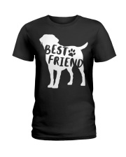 Best Friend Labrador Retriev Ladies T-Shirt thumbnail