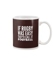 If Rugby was Easy Theyd call Mug thumbnail
