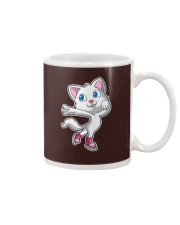 Figure Skating Cat T-Shirt K Mug thumbnail