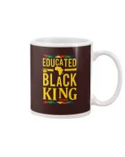 Dashiki Educated Black KING Mug thumbnail