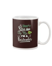 Don't Kiss Me Tip Me I'm A Bartende Mug thumbnail