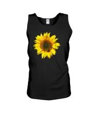 Flower Shirts Nice Sunflower Unisex Tank thumbnail