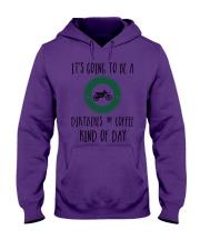 A DBS N COFF33 KIND OF DAY Hooded Sweatshirt thumbnail