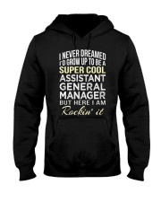 Assistant General Manager T  Hooded Sweatshirt thumbnail