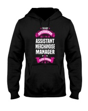 Assistant Merchandise Manager T Shirts 093243 Hooded Sweatshirt thumbnail