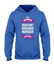 Assistant Merchandise Manager T Shirts 093243 Hooded Sweatshirt front